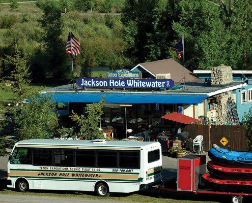 Jackson Hole Whitewater INC.