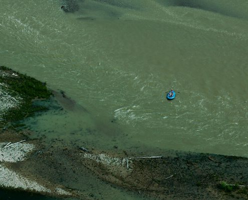Scenic float on Snake River