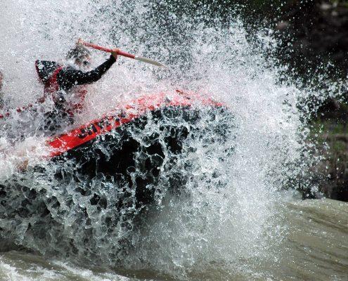Rafting Jackson Hole