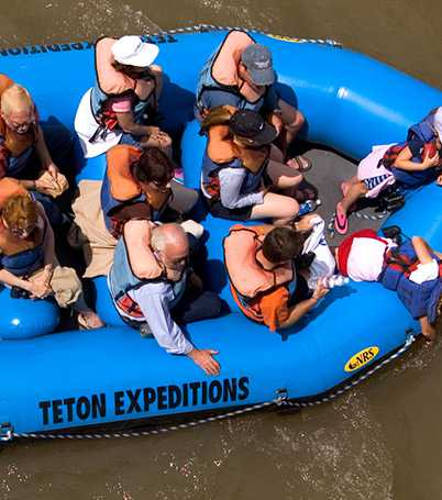 Snake River Group Trips - Jackson Hole Whitewater