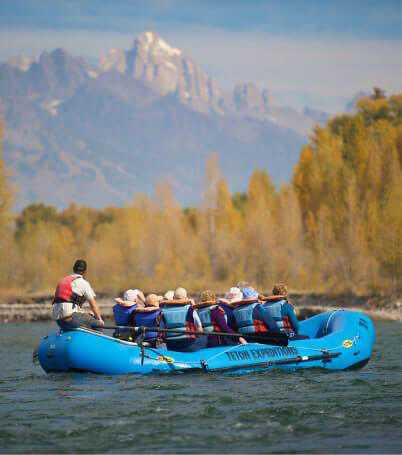 Scenic float trips - Jackson Holw Whitewater