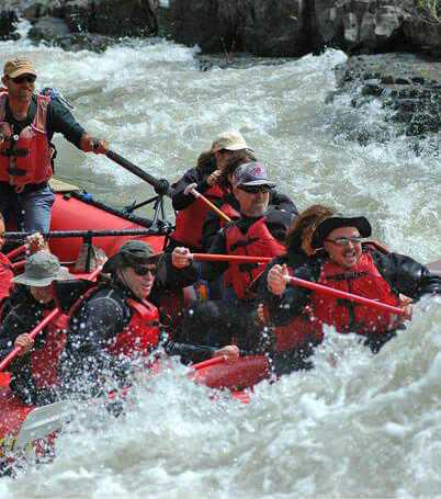 Whitewater trips - Jackson Hole Whitewater