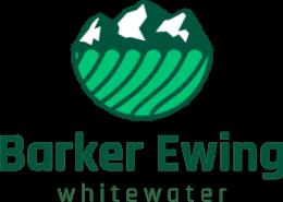 barker ewing whitewater logo